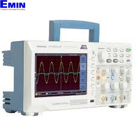 Tektronix TBS1052B-EDU Digital Oscilloscopes (50Mhz, 2CH, 1GS/s)